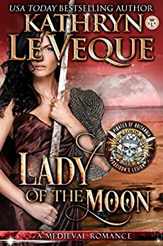 Lady of the Moon (Pirates of Brittania Book 0) by [Le Veque, Kathryn]