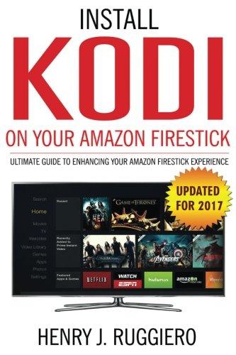 Price comparison product image Kodi: Install KODI on amazon fire tv, KODI manual, guide to kodi, KODI app, firestick jailbroken with KODI