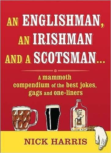 English irish scotsman jokes