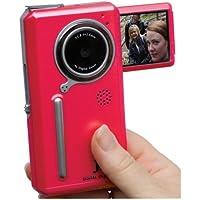Jazz DV150 Digital Camcorder Video Camera Red