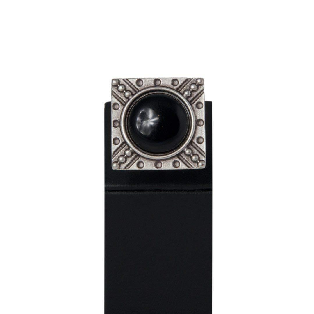 Bizlevanten Ulga Handcrafted Silver Ring