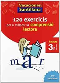 Vacaciónes Santillana 120 Exercicis Per a Millorar La