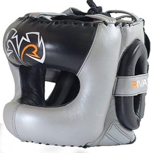 Rival Boxing headgear-guerrero fs3 シルバー S/M