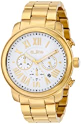 a_line Women's AL-80163-YG-22 Amor Analog Display Japanese Quartz Gold Watch