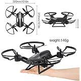 SUKEQ Gteng 2.4G 6 Axis Gyro 3D Flip T905HW Wifi FPV 720P Camera RC Quadcopter