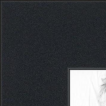 arttoframes 12x36 12 x 36 picture frame satin black 2 wide