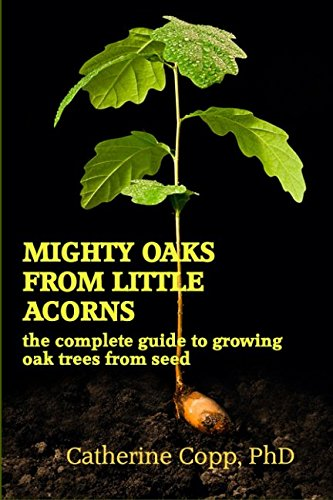 Mighty Oaks From Little Acorns: the complete guide to growing oak trees from seed (Oak Tree Mighty)