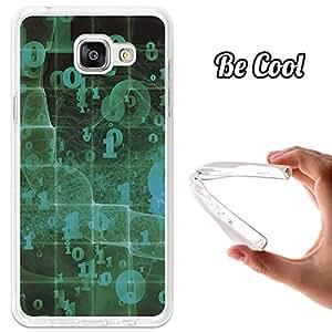 BeCool® - Funda Gel Flexible Samsung Galaxy A5 2016 Espacio Digital Carcasa Case Silicona TPU Suave
