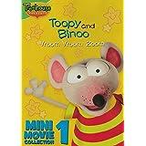 TOOPY & BINOO:VROOM,VROOM,ZOOM-GAME ON-MINI MOVIE COLL1