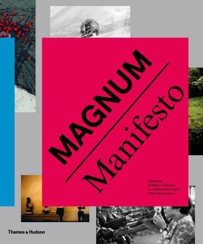 Book Cover: Magnum Manifesto
