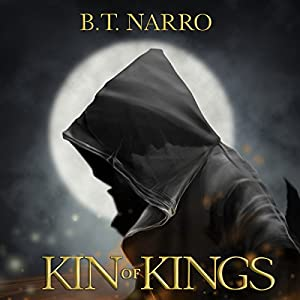 Kin of Kings (The Kin of Kings: Book 1) Audiobook