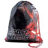 Disney Star Wars DrawstringThe Force Awakens Swimming P.E Gym Bag