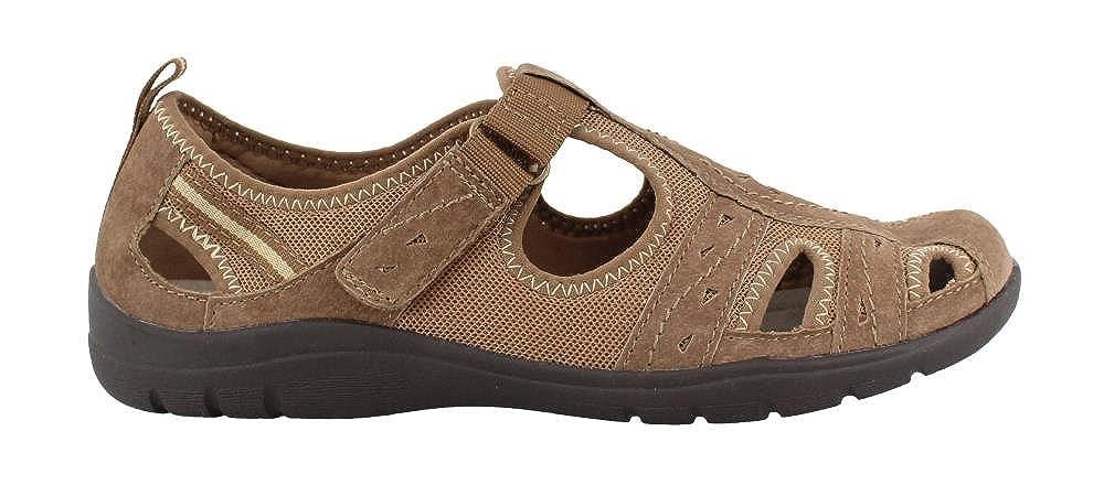 b0d5151779b61 Earth Origins Women's Taye Casual Slip-On Shoes Brown 7.5