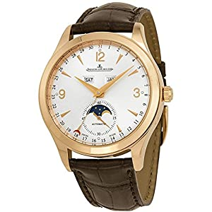 Best Epic Trends 51NtsyLG%2BEL._SS300_ Jaeger LeCoultre Master Calendar Automatic Rose Gold Mens Watch Q1552520