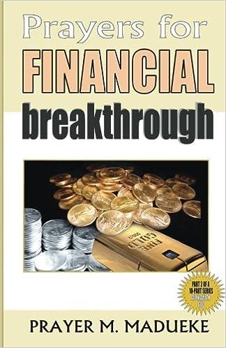 Prayers for Financial Breakthrough