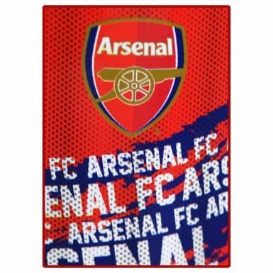 Fc Fleece Blanket - Arsenal FC Fleece Blanket
