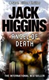 Front cover for the book Angel of Death by Jack Higgins