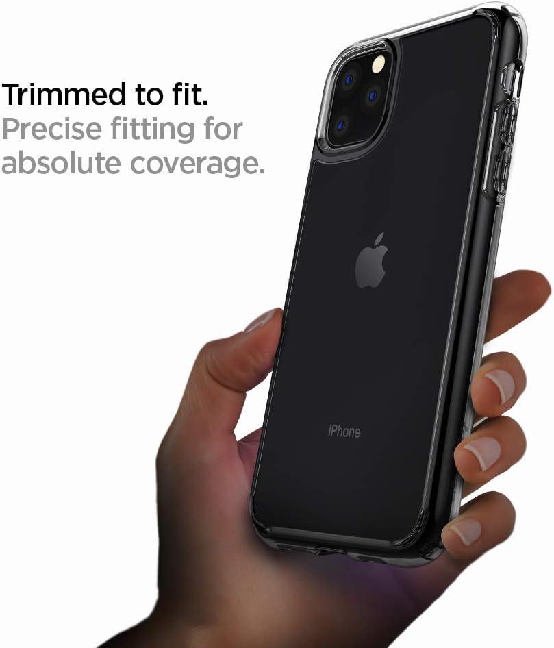 Crystal Clear 2019 Spigen Ultra Hybrid Designed for Apple iPhone 11 Pro Max Case