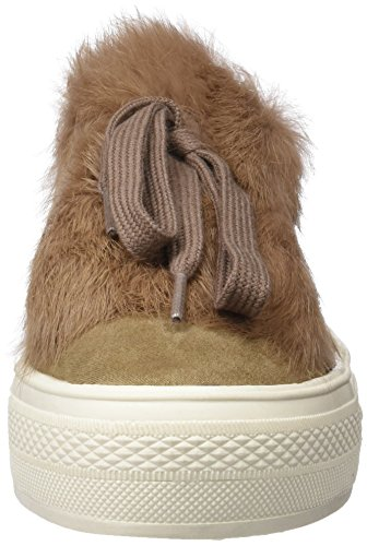 COOLWAY Cue Pluton Sneaker Donna Marrone wzxqPXgzH