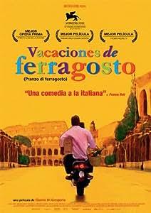 Vacaciones De Ferragosto [DVD]