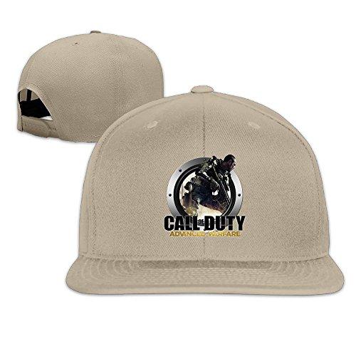 MaNeg Call Of Duty Unisex Fashion Cool Adjustable Snapback Baseball Cap Hat One Size