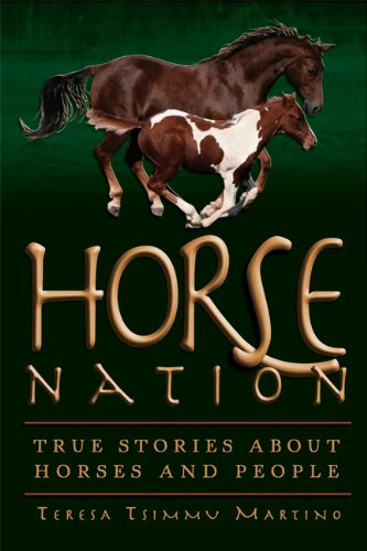 Horse Nation: True Stories About Horses and People by Brand: NewSage Press