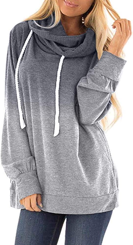 Petite Sweatshirt Hoodies for Women Lightweight Spring Casual Thin Pullover S-XXL