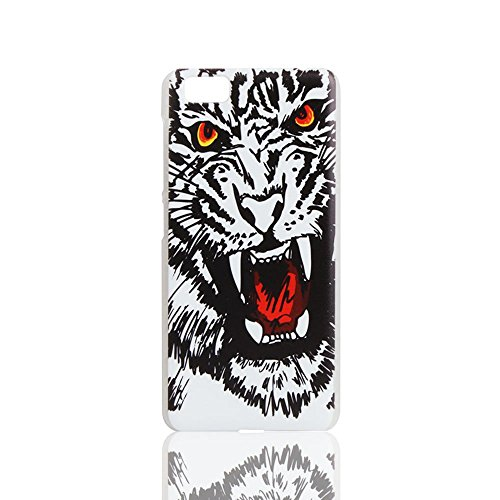 Guran® Plástico Hard Funda Cascara para UleFone Future Smartphone Bumper PC Case Cover-Girasol color06
