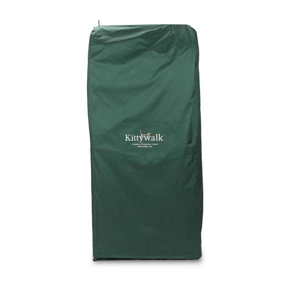 Outdoor Protective Cover for Penthouse