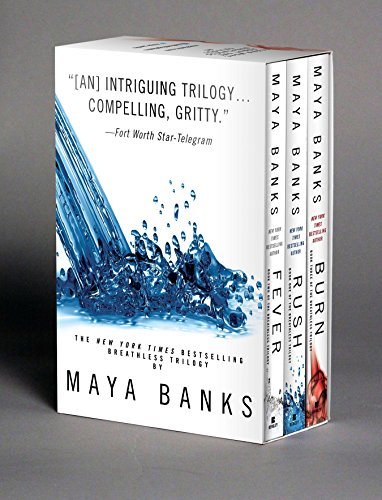 Maya Banks Breathless Trilogy Boxed Set by Berkley Pub Group