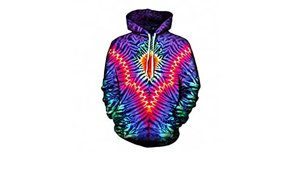 Rainbow 3D Hoodies Men Women NEW New Fashion Hoody Top Casual Plus Size Clothing Autumn Winter Hoodie Sweatshirt Dropship hoodies men M at Amazon Mens ...