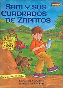 Sam y Sus Cuadrados de Zapatos (Math Matters (Kane Press