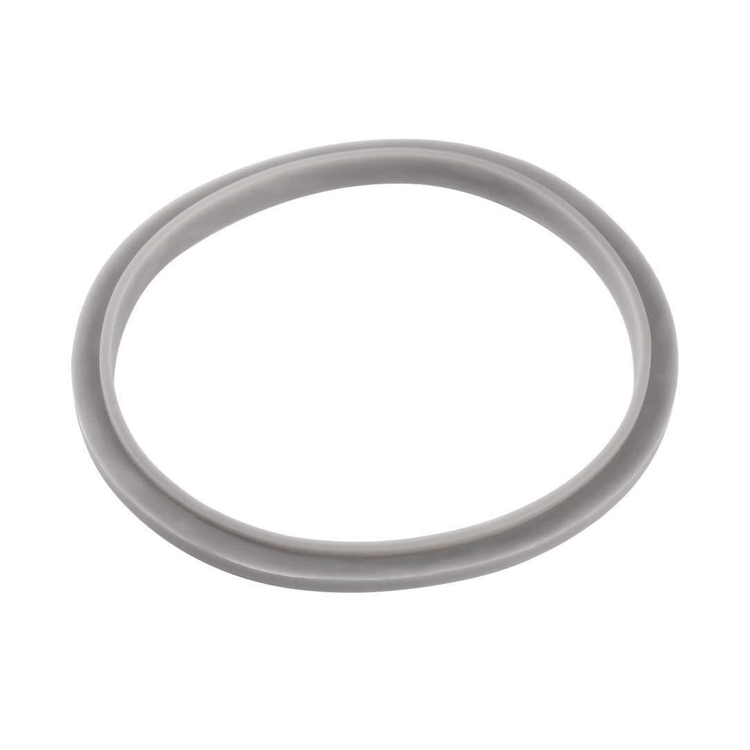 sdfghzsedfgsdfg 900W / 600W de caucho de silicona en forma de O Diseño de reemplazo de piezas de juntas de estanqueidad del anillo de Nutri-bala Batidora Exprimidor Mixer Gris 900W
