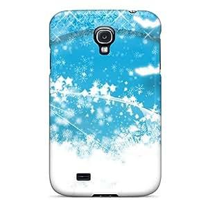 Premium Durable Ice Queen Fashion Tpu Galaxy S4 Protective Case Cover