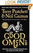#7: Good Omens: The Nice and Accurate Prophecies of Agnes Nutter, Witch