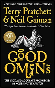 Book Good Omens: The Nice and Accurate Prophecies of Agnes Nutter, Witch