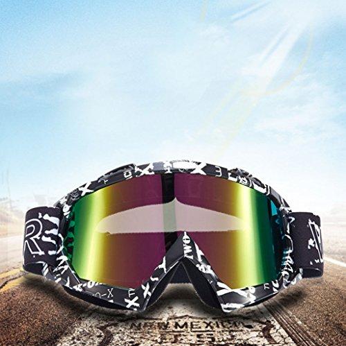 de protección protección contra E explosiones Gafas Material Arenado Protectoras esquí BFgwqxvnZ7