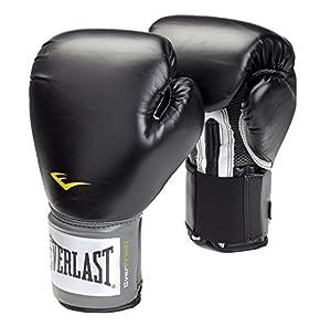Everlast Erwachsene Boxartikel 2100 Velcro Pro Style Training Gloves, Black,...