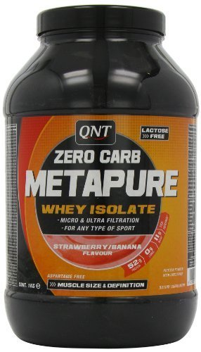 60aaeff7c94d Image Unavailable. Image not available for. Color  QNT Metapure Zero Carb  ...
