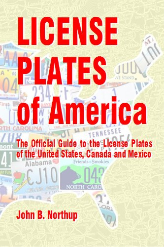License Plates of America (Plates License State Background)