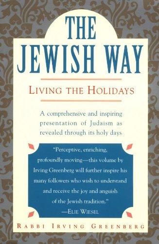 The Jewish Way: Living the Holidays ebook