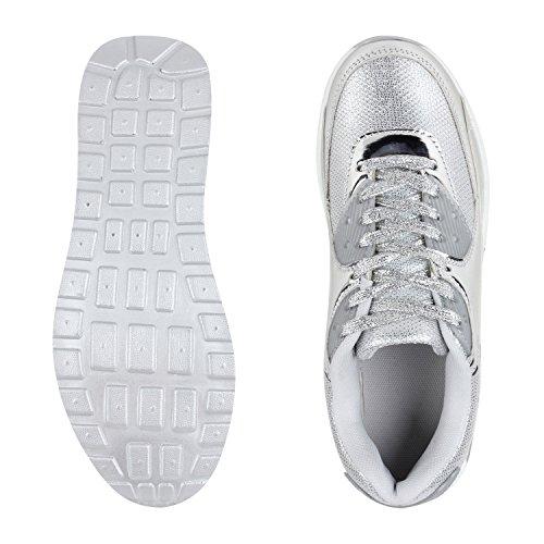 Japado Femmes Voyantes Unisexe Chaussures De Sport Au N