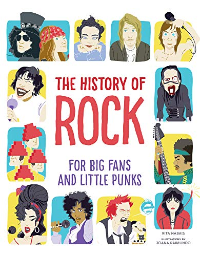 Image of The History of Rock: For Big Fans and Little Punks