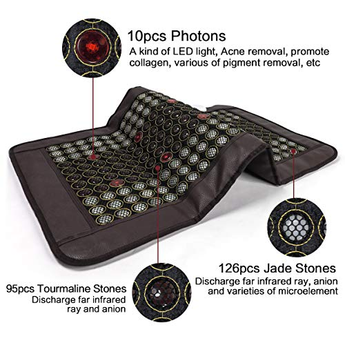 SUNCOM Far Infrared Heating Pad Features