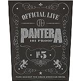 Pantera Rückenaufnäher / Backpatch #5