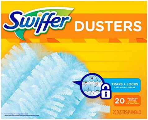 Swiffer Duster Refills, 20 Ct (Old Version,cleaning tools