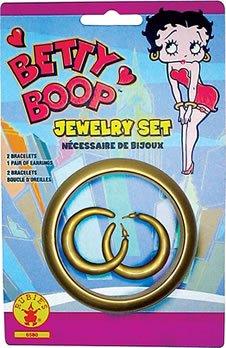 Betty Boop Jewelry Set -