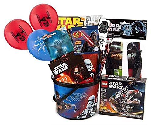 LEGO Star Wars Gift Basket - Perfect for Easter, Valentines Day, Get Well, Birthday, and Other Occasions!]()