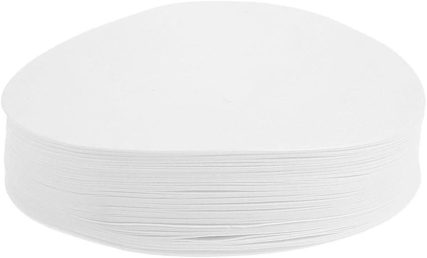 White Gazechimp Round Quantitative Filter Paper- Slow 1-3um -Ashless-100 Pieces 7cm