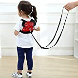 QXT Toddler Anti Lost Safety Backpack with Safety Leash Harness for Age 1-3 Years Old Boys and Girls - Disney Vacation Trip (Minnie) …